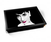 Audrey Hepburn laptray