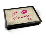 Je t'aime laptray