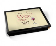 Wine O'Clock laptray