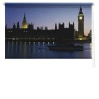 London printed blind