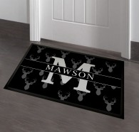 Personalised Monogram door mat