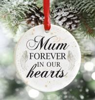 Family Memorial Christmas Decoration