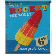 Rocket ice lolly martin wiscombe
