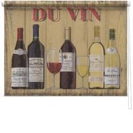 Du Vin printed blind martin wiscombe