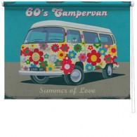 60's Campervan printed blind martin wiscombe