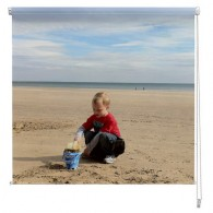 Photo printed pictureblind
