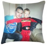 photo cushion fathers day