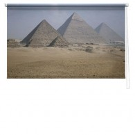 Pyramid printed blind