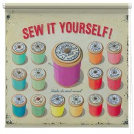 Sew it yourself printed blind martin wiscombe