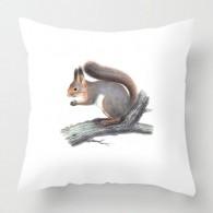 Vintage Squirrel cushion