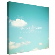 Sweet Dreams canvas art