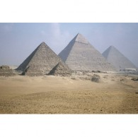 Pyramids canvas art