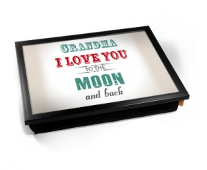 Grandma quote laptray