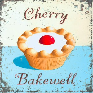 Cherry Bakewell printed blind martin wiscombe