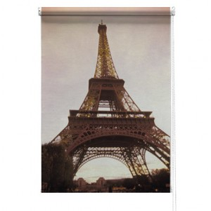 Eiffel Tower Paris printed blind