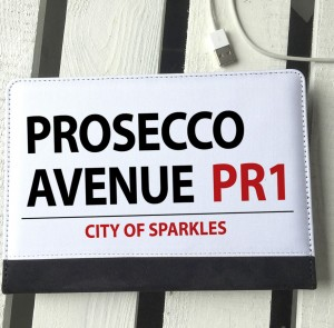 Prosecco Avenue ipad mini case