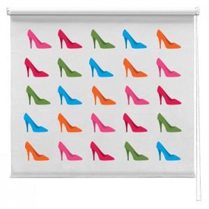 stilletoes Shoe Pattern blind