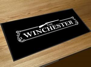 Winchester pub bar runner