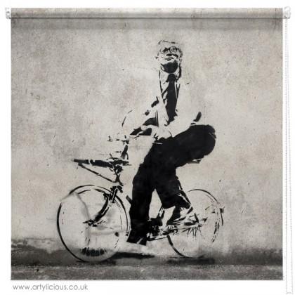 Banksy tour de yorkshire blind