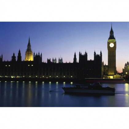 London canvas art