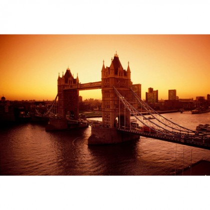 London Bridge Canvas Art