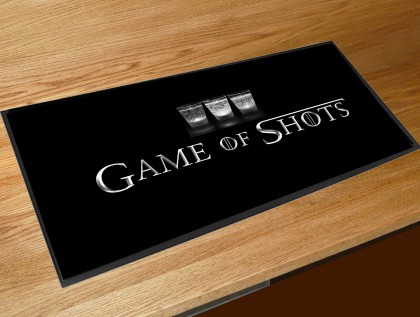 Game of shots bar runner