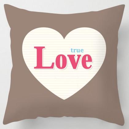 True Love cushion