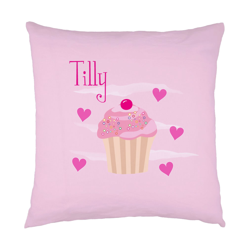 Personalised childrens cushions