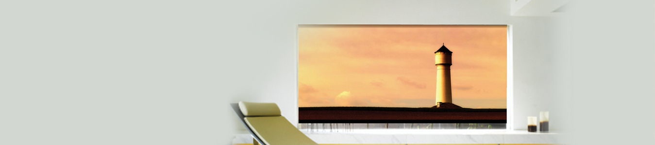 printed picture blinds